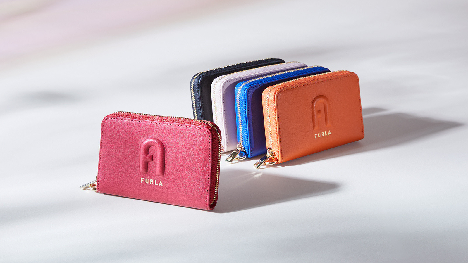 Zip Around Wallets