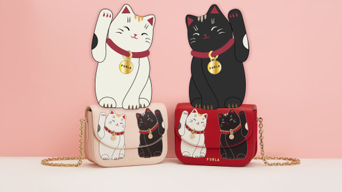 Furla Little Cats